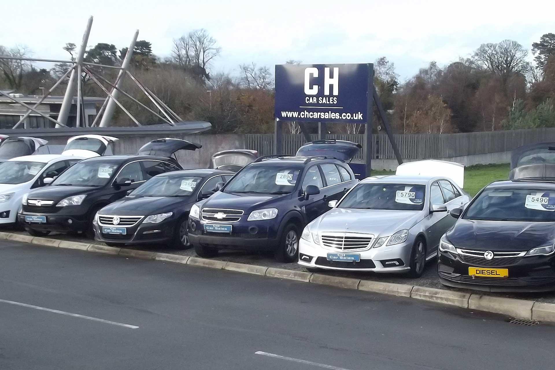 CH Car Sales